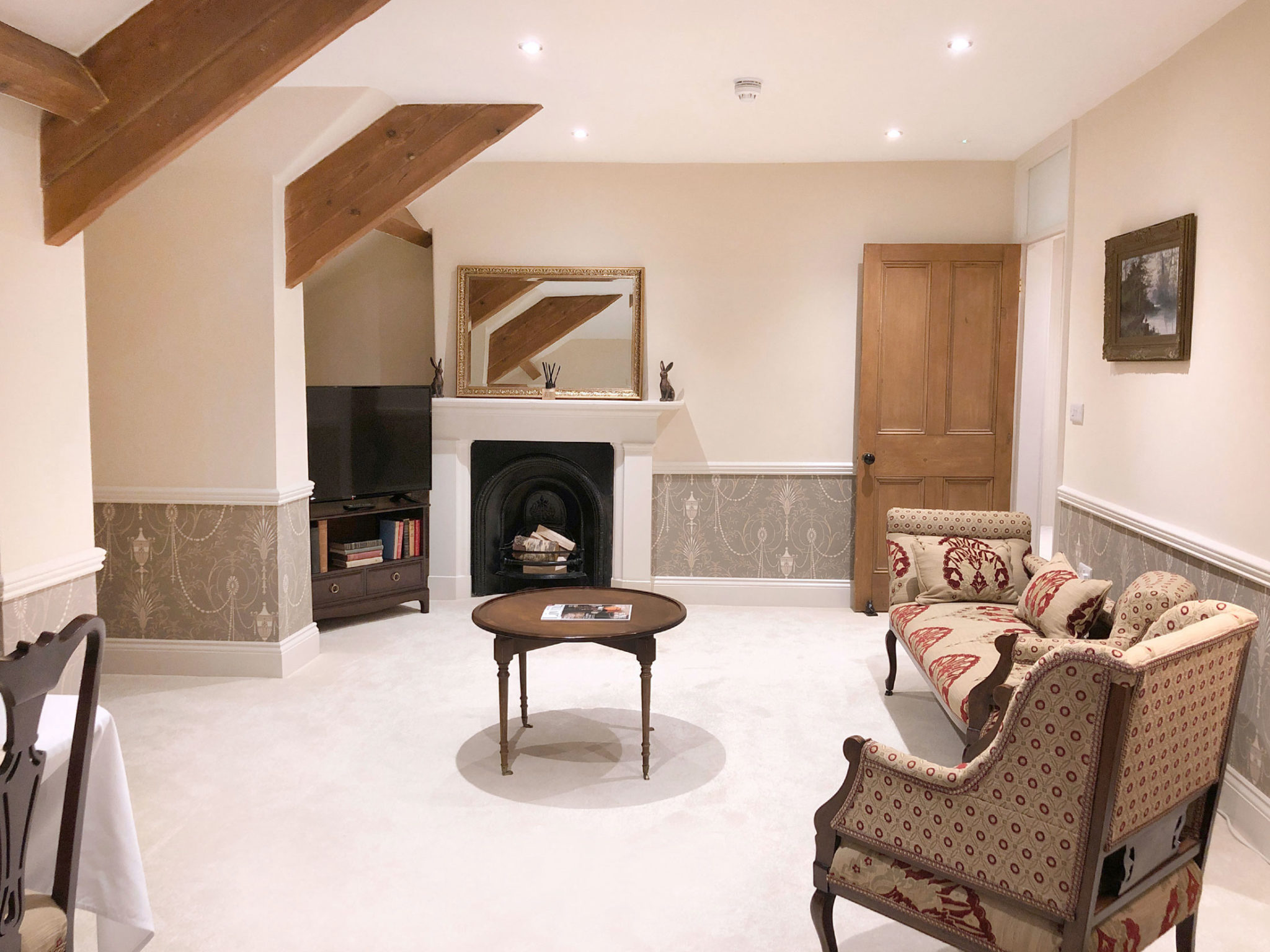 The Manor Suite